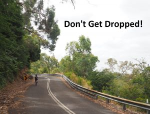 Don't Get Dropped Aerobic Threshold