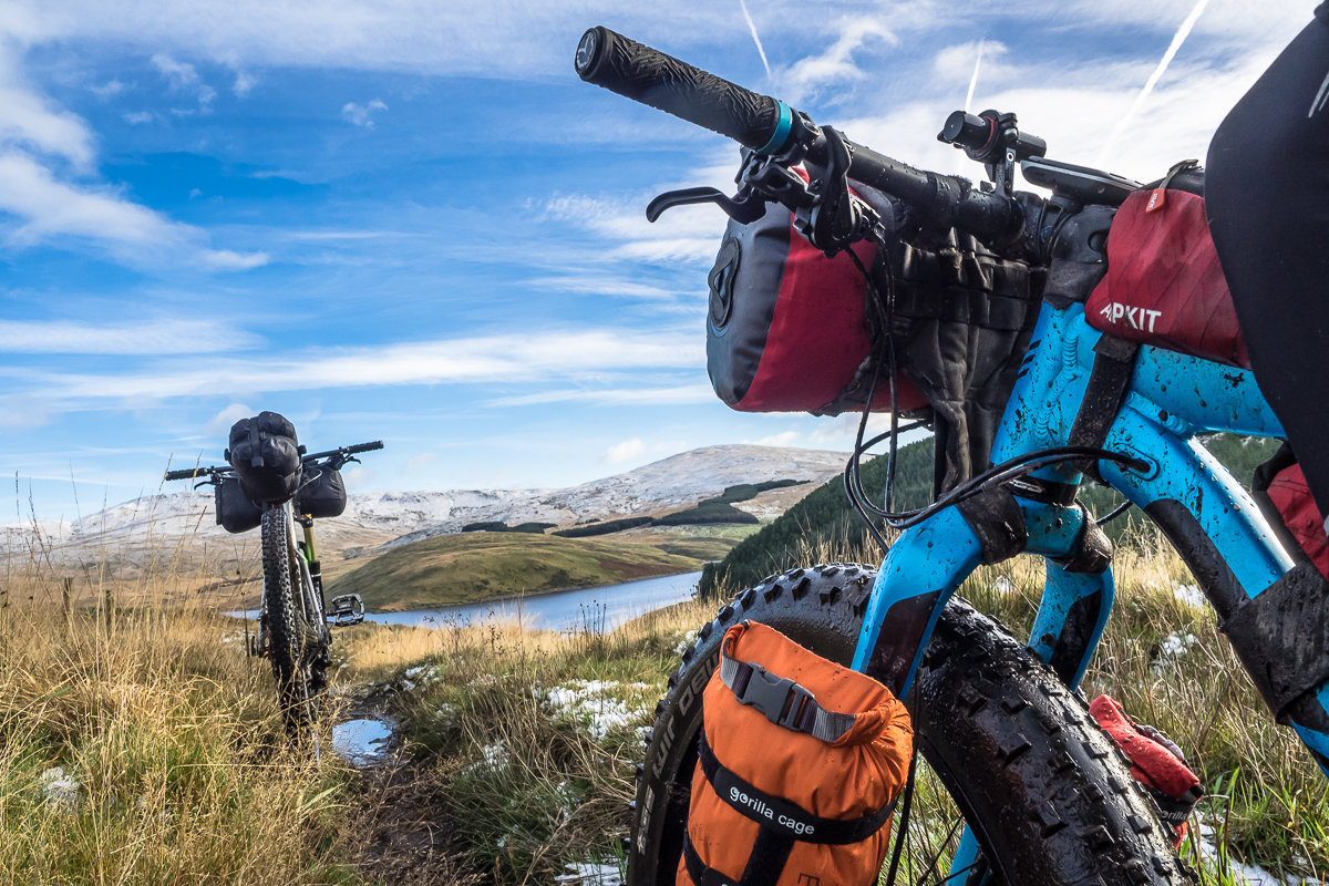 A Beginner S Guide To Bikepacking Bags I Love Bicycling