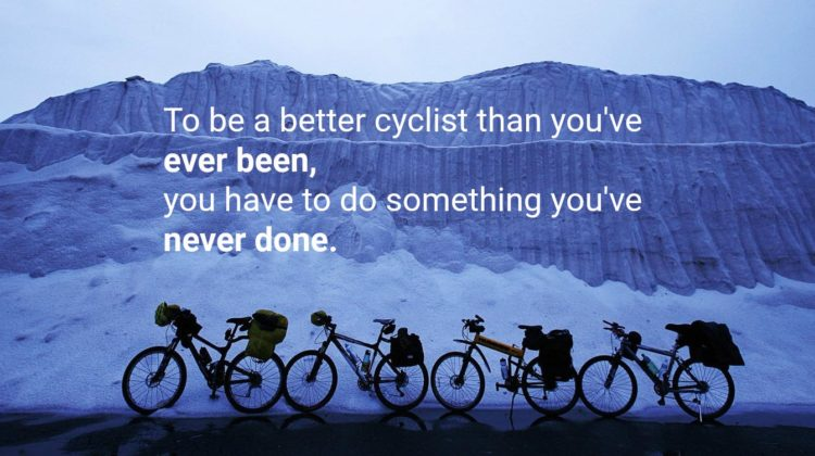 Kick Your Cycling Goals Into High Gear