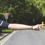 Cycling Hand Signals