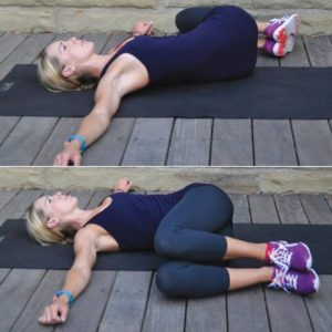 Back Stretches for Cyclists