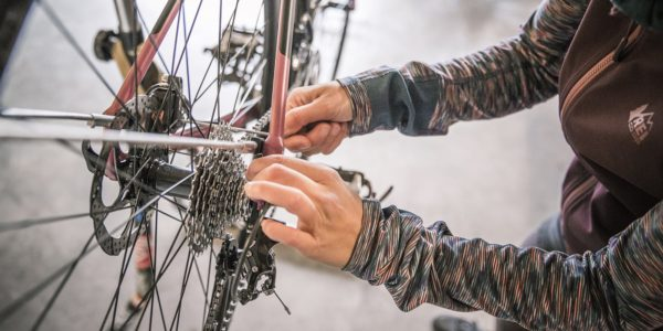 Routine Bike Maintenance