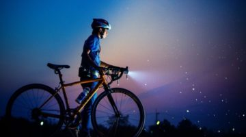 Stay Visible: The Best Use of Bike Reflectors