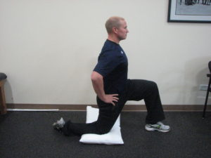 hip stretches for cyclists relieve tight hip flexors  i