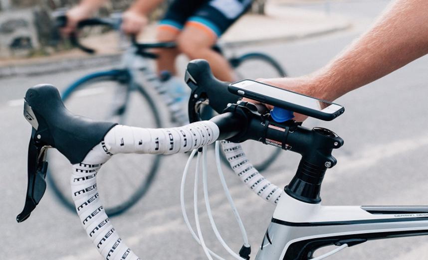 Bicycle Phone Mounts