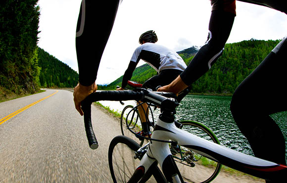 when to shift gears on a bike