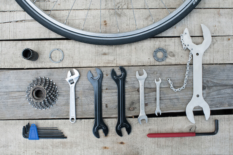 Bicycling For Weight Loss >> 7 Essential Bike Tools Every Cyclist Should Have - I Love ...