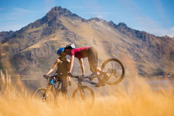 Cycling With Your Partner