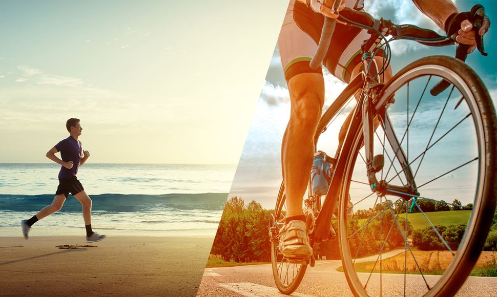 4 Ways Cycling Makes You a Stronger Runner - I Love Bicycling