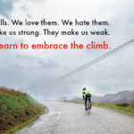 5 Cycling Tips to Master Hill Climbing